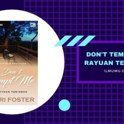 Review Novel Don't Tempt Me - Rayuan Terindah - Lori Foster