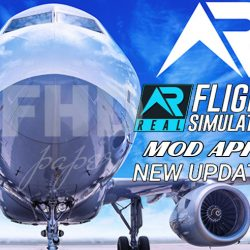 Download Real Flight Simulator Mod Apk Versi Terbaru 1.2.4
